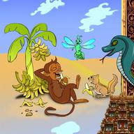 monkey-jump-_screenshots3_-192x192