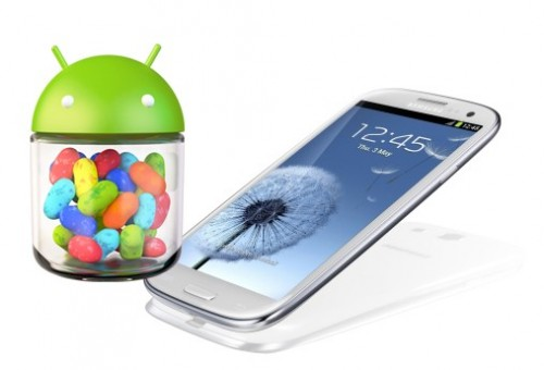 samsung galaxy s3 android 4.1 jelly bean actualizacion Q4