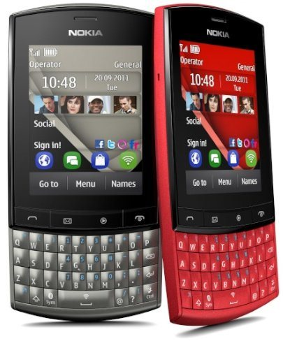 Nokia Asha 303 Reset