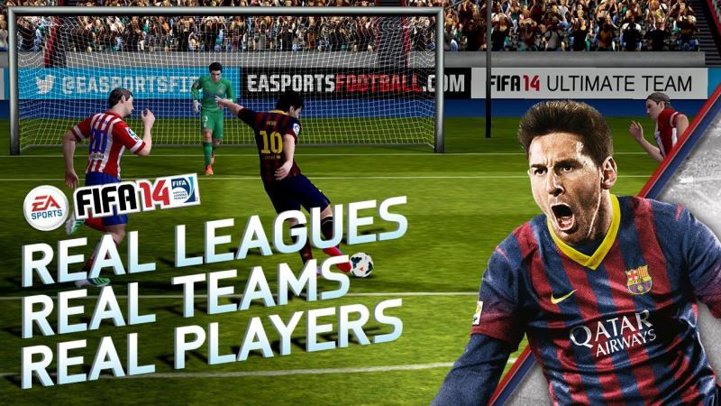 descargar FIFA 14