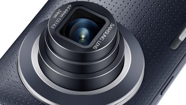 Samsung Galaxy K zoom 1