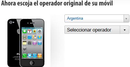 Liberar iPhone 4, desbloqueo seguro con método por imei