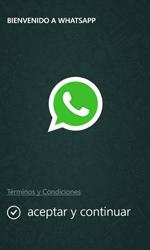 configurar whatsapp lumia