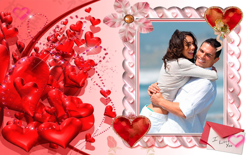 Valentine's Day Photo Frames - Android Apps on Google Play2