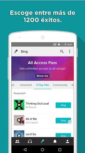Sing! Karaoke - Aplicaciones Android en Google Play