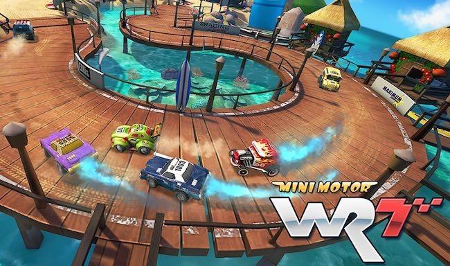 Mini-Motor-Racing wrt