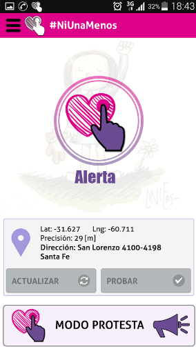 Botón de Pánico #NiUnaMenos - Android Apps on Google Play