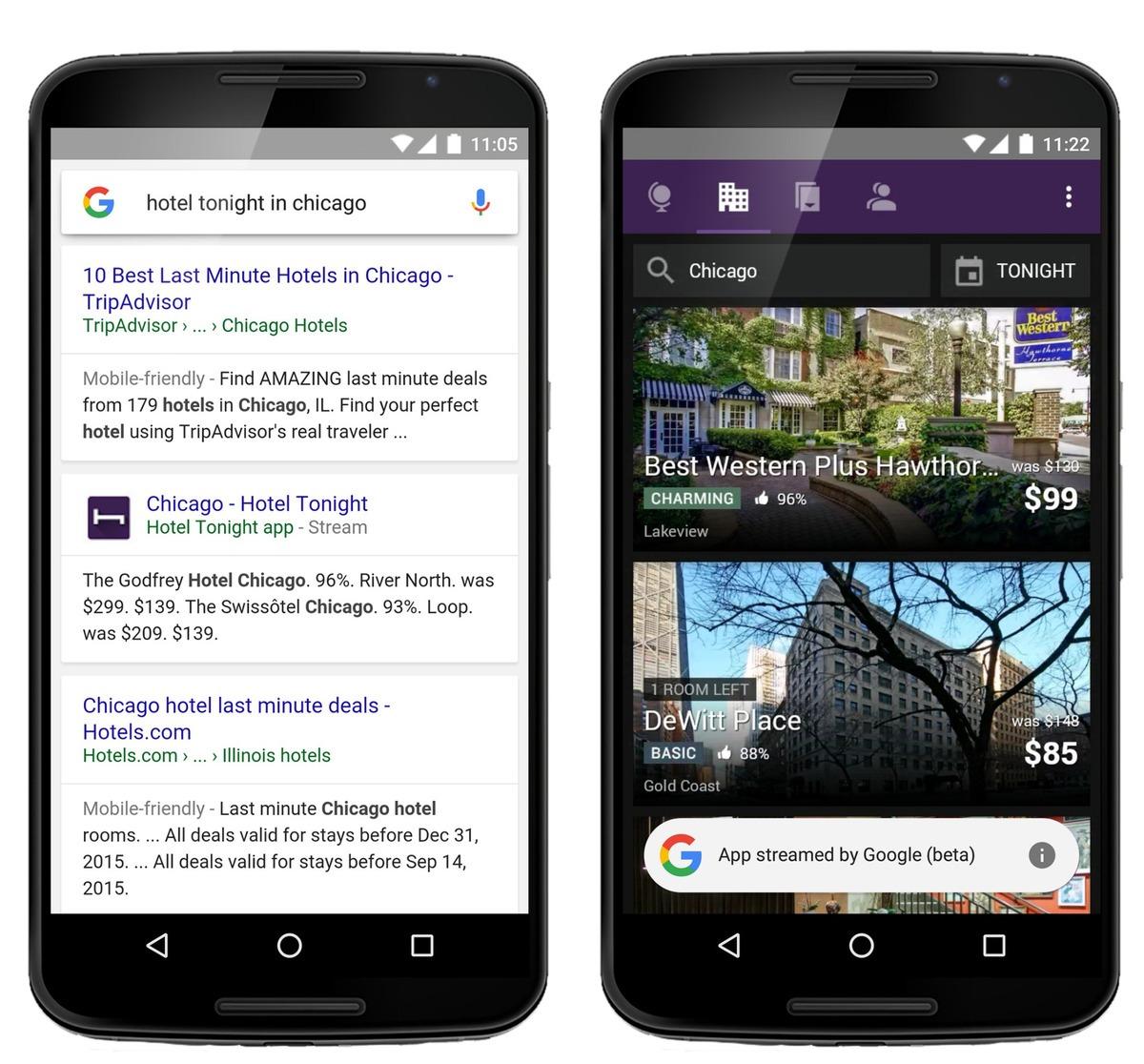 google-app-streaming