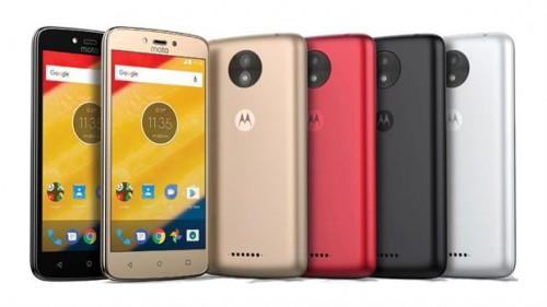 Motorola moto C, características